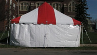 7' x 20' Solid Tent Sidewall