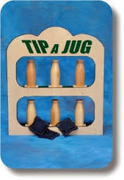 Tip a Jug Tabletop Carnival Game Rental