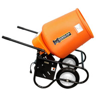3.5 Cu. Ft. Electric Wheelbarrow Concrete Mixer Rental