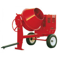 6 Cu. Ft. Gas Tow Behind Concrete Mixer Rental