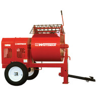 6 Cu. Ft. Gas Tow Behind Mortar Mixer Rental