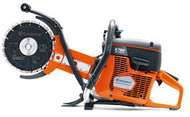 "16"" 2 Cycle Gas ""Cut-N-Break Saw w/Blades Rental"