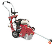 "14"" Gasoline Walk Behind Road Saw Rental (Blade NOT Included)"