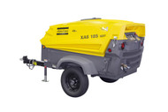 185 CFM Tow Behind Air Compressor Rental