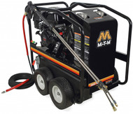 3500 PSI Gas Hot Water Pressure Washer Rental