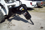 Skid Steer 200 lb. Breaker Attachment Rental
