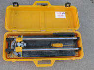 "26"" Manual Ceramic Tile Cutter Rental"