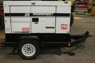 25,000 Watt Tow Behind Diesel Generator Rental Starting At: