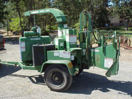 "12"" Branch Chipper Rental"