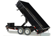 5 Ton Dump Trailer Rental