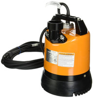 Garden Hose Submersible Pump Rental