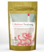 5 MUSHROOMS TRANSFORMING