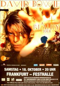 David Bowie Festhalle, Frankfurt