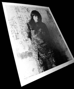 Grace Slick Photo Poster Inverness Pub Local Heroes 2 Herb Greene Rare 1966