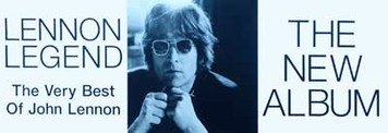 SHOOT John Lennon Legend CD Promo..