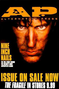 Nine Inch Nails 1999 Alternative Press..