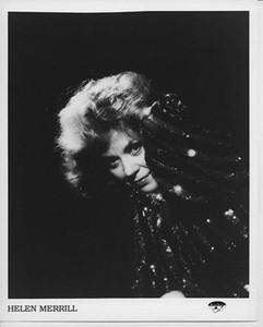 Helen Merrill Original Vintage Emarcy Records 8x10 Uncredited Press Photo