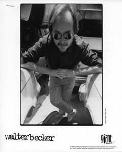Steely Dan's Walter Becker Original Vintage Press Kit w 8x10 Photo by Anna Lisa