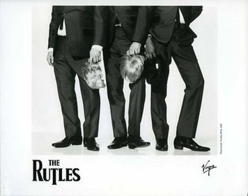 The Rutles Original Vintage Virgin Records 8x10 Press Photo by Timothy White