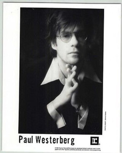 Paul Westerberg Original Reprise Records 1996 8x10 Press Photo by Dennis Keeley