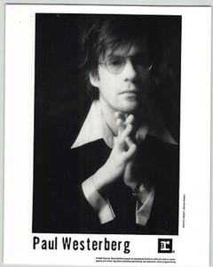 Paul Westerberg Original Reprise Records 1996 8x10 Press Photo by Dennis Keeley