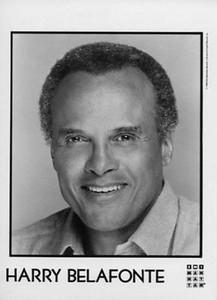 Harry Belafonte Original Vintage Manhattan Records 5x7 Press Photo