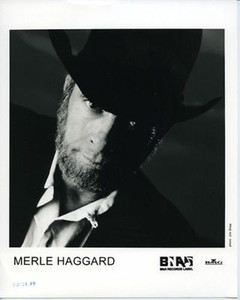Merle Haggard Original Vintage BNA/BMG 8x10 Press Photo by Jim Shea