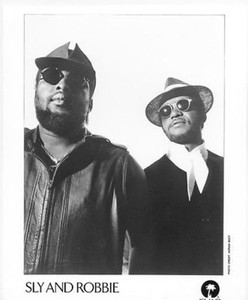 SLY & ROBBIE Reggae Innovators Original Island Records 8 x 10 Press Photo
