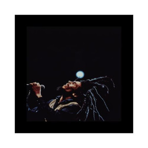 "Bob Marley Concert Poster Print 20"" x 20"" Numbered Limited Edition of 25"