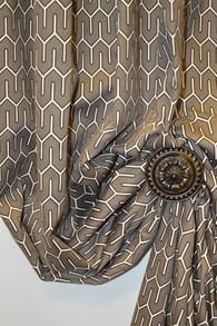 Sheridon Grey Pair Panels