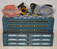 Complete Cisco CCNA 200-120 Economy Kit - All hardware shown is included!