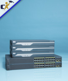 Basic 3 Router & 2 Switch CCNA Kit 200-125