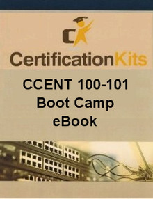 CCENT 100-101 Boot Camp Study Guide eBook
