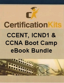 CCENT ICND2 & CCNA Boot Camp eBook Bundle