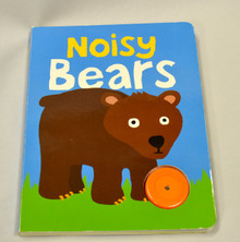 Noisy Bears by Priddy Books