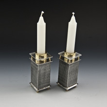 Prayer  Candlesticks By Joy Stember