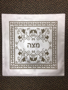 White Matzah Cover