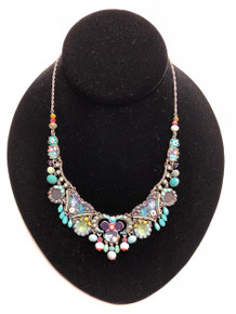 Ayala Bar Necklace- Turquoise Dreams