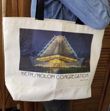 Beth Sholom Canvas Tote Bag Fundraiser