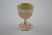 Pink Baby Kiddush Cup QGD0026
