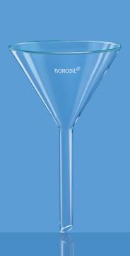 Funnels, Short Stem, Borosil