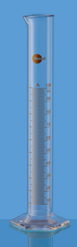 Measuring Cylinders, Borosil