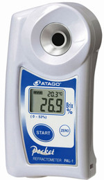Refractometer, Pocket