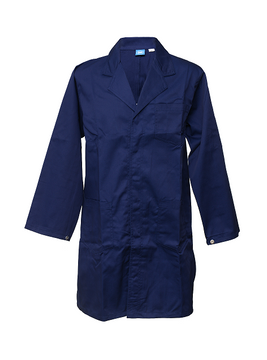 Labcoat, Navy