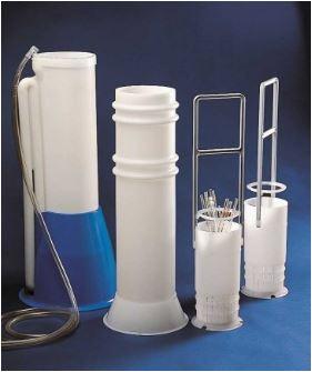Kartell Pipette / Burette Rinsing Set