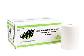 Mini Autocut Hand Towel 120M (6rolls/box)