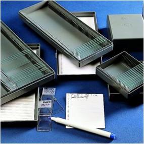 Kartell Microscope Slide Boxes