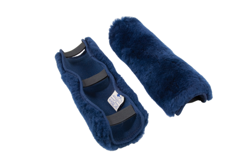 Pressure Smart XD1900 Wheelchair Arm Pads- Pair- Blue