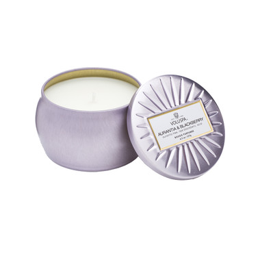 VOLUSPA Vermeil Candle in Mini Tin