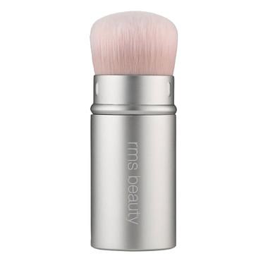 RMS Beauty Retractable Kabuki Polisher Brush